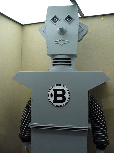 Human Size Robot
