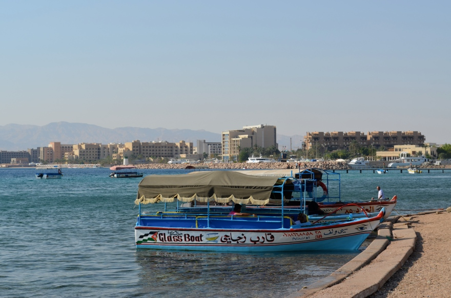 Hotels and beaches, Aqaba.jpg