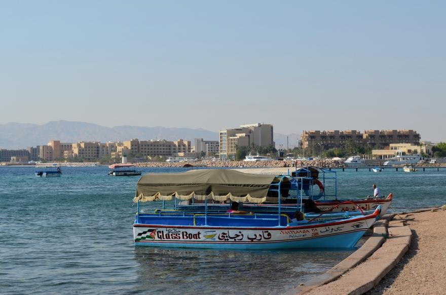 Hotels and beaches, Aqaba.jpg