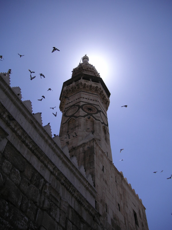 Damascus sights