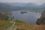 The Lake District in England